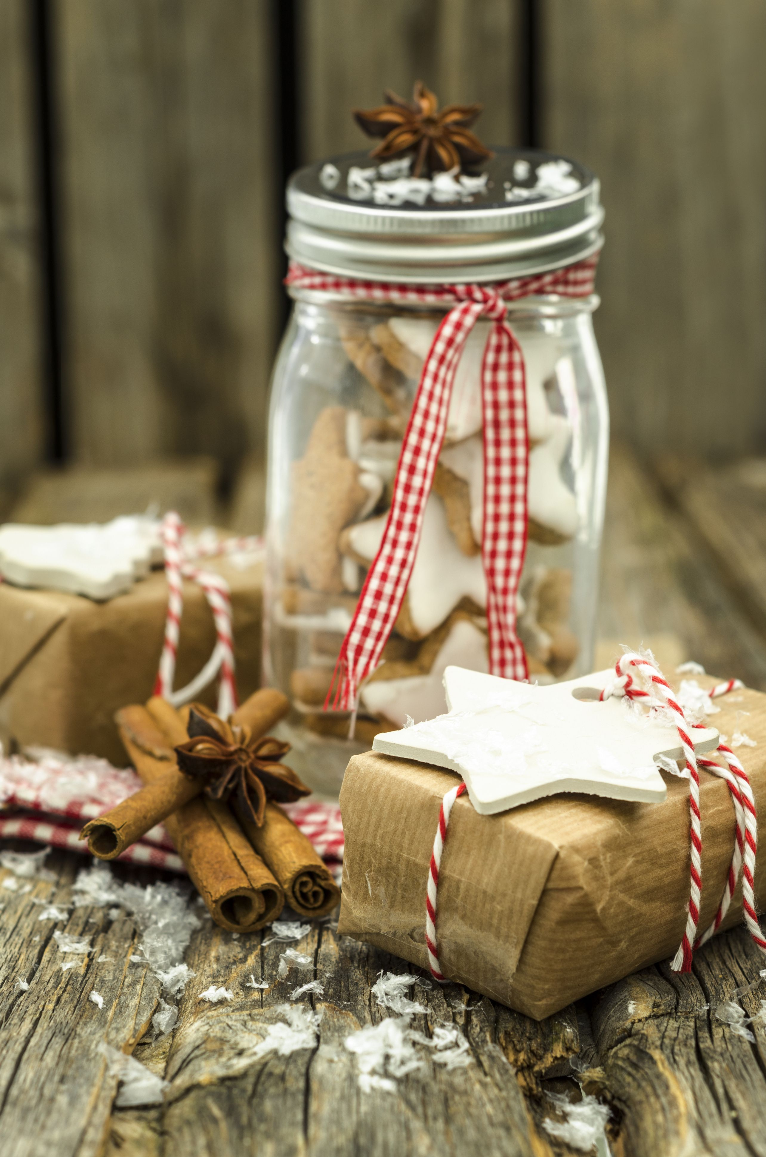 Homemade christmas food gifts in a jar uk