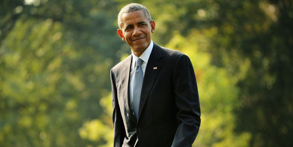 Obama to Publish Presidential Memoir A Promised Land Right After the Election