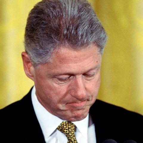 Clinton's 'I Have Sinned' Speech