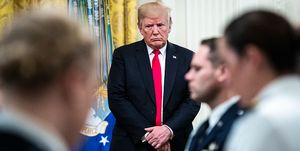President Donald J. Trump...