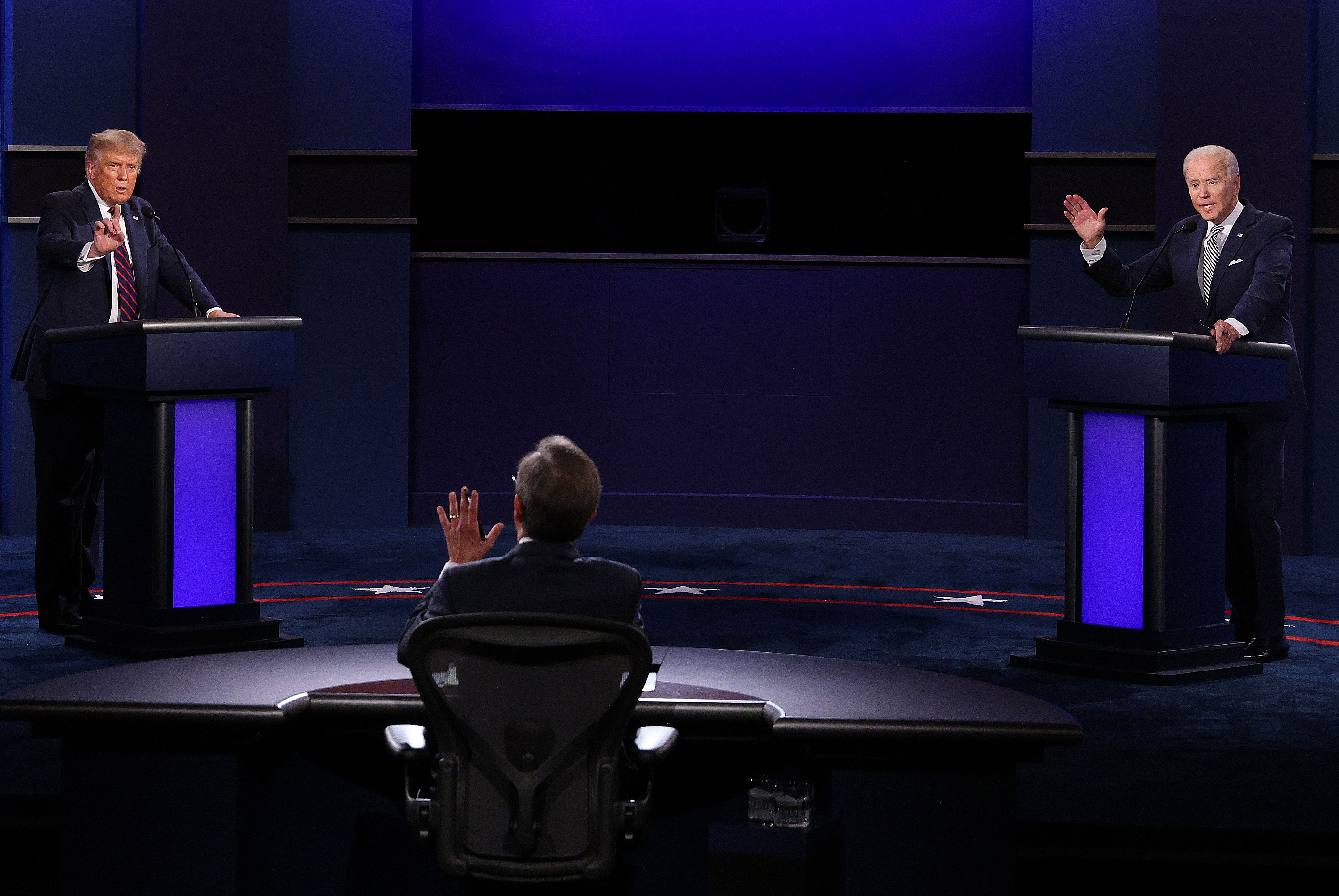 Here's Why There Won't Be a Second Presidential Debate