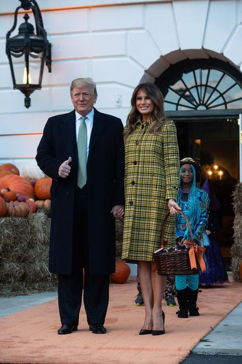 26bd69e73ec Melania Trump Style as First Lady - Photos of Melania Trump Fashion