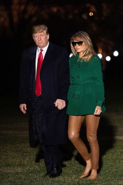 33c33a11d6868 Melania Trump Style as First Lady - Photos of Melania Trump Fashion