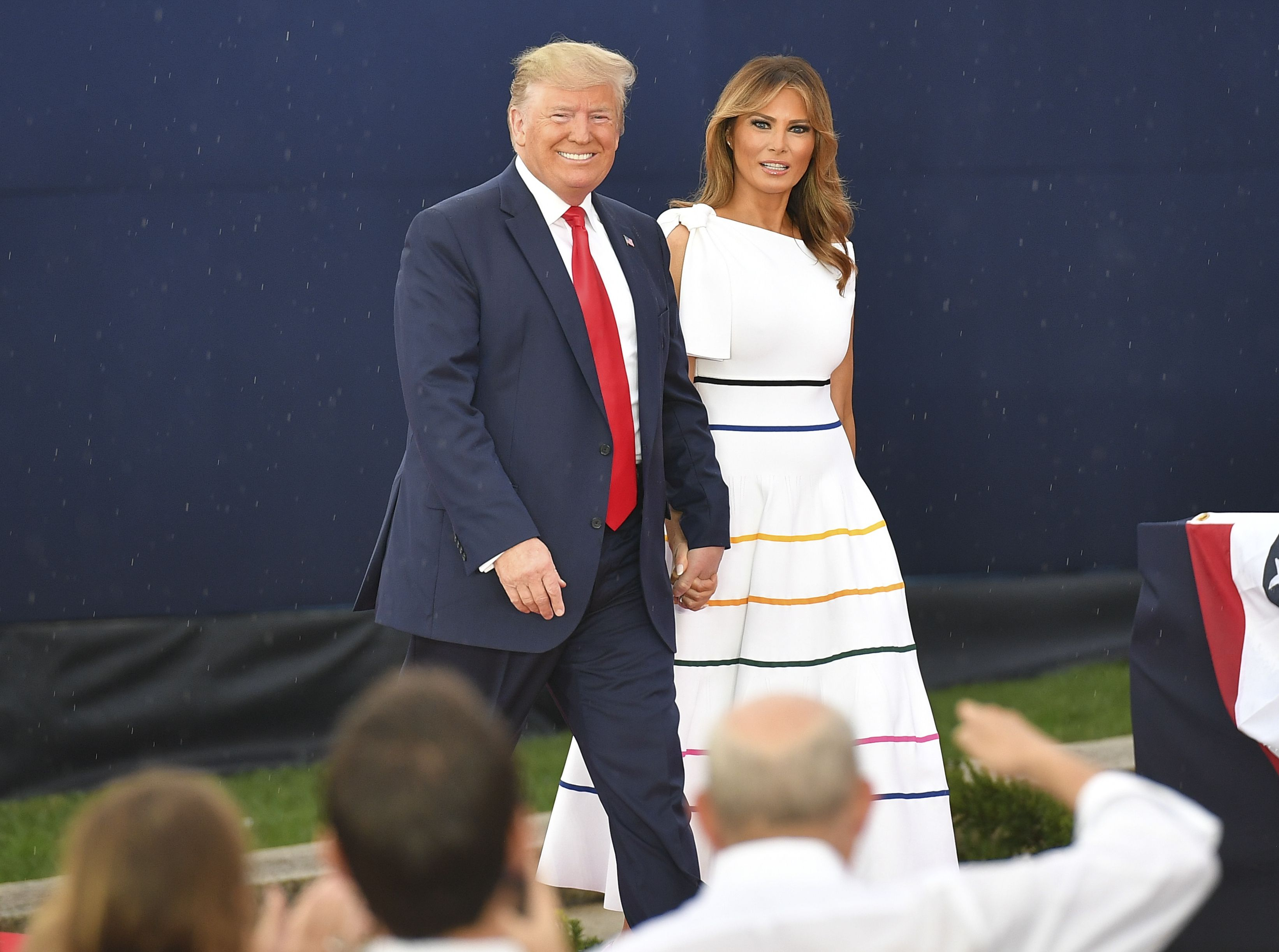 Melania Trump\u0027s Best Outfits of 2019