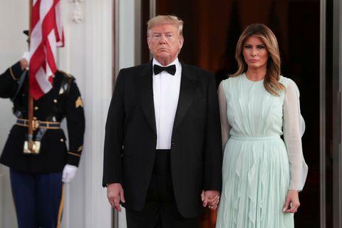 U.S. President Donald Trump Hosts a State Dinner for Australian Prime Minister Scott Morrison