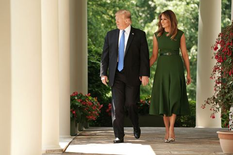 ded0559ff55 President And Mrs Trump Host National Day Of Prayer Service At White House