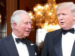 prince charles donald trump BRITAIN-US-ROYALS-POLITICS-DIPLOMACY