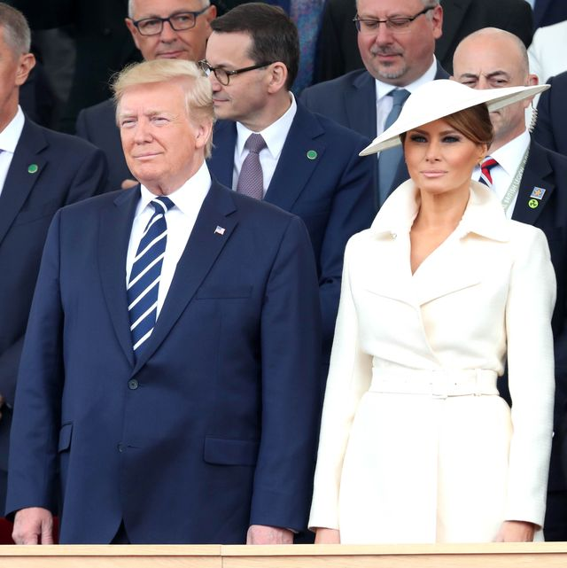 1f443ec658e Melania Trump's Outfits Details During the State Visit to the U.K. 2019