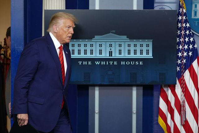 us politics trump briefing