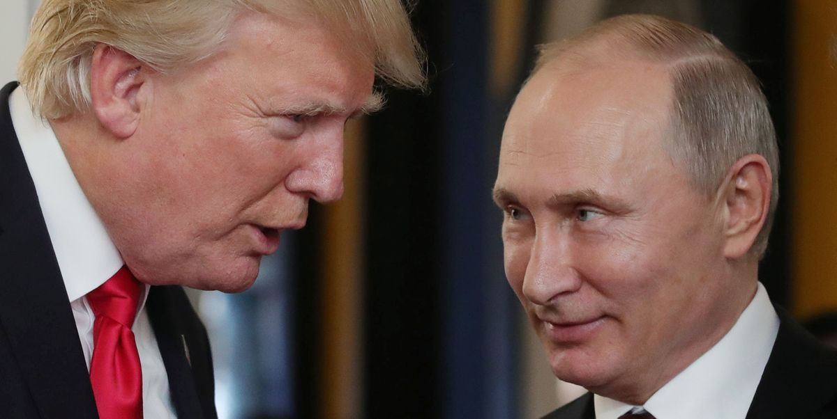 Russia really was listening, according to the Mueller Report.