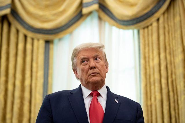 president trump white house