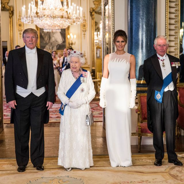 Ivanka Trump Wedding Reception.Every Photo Of The Trump State Dinner Hosted By Queen Elizabeth At
