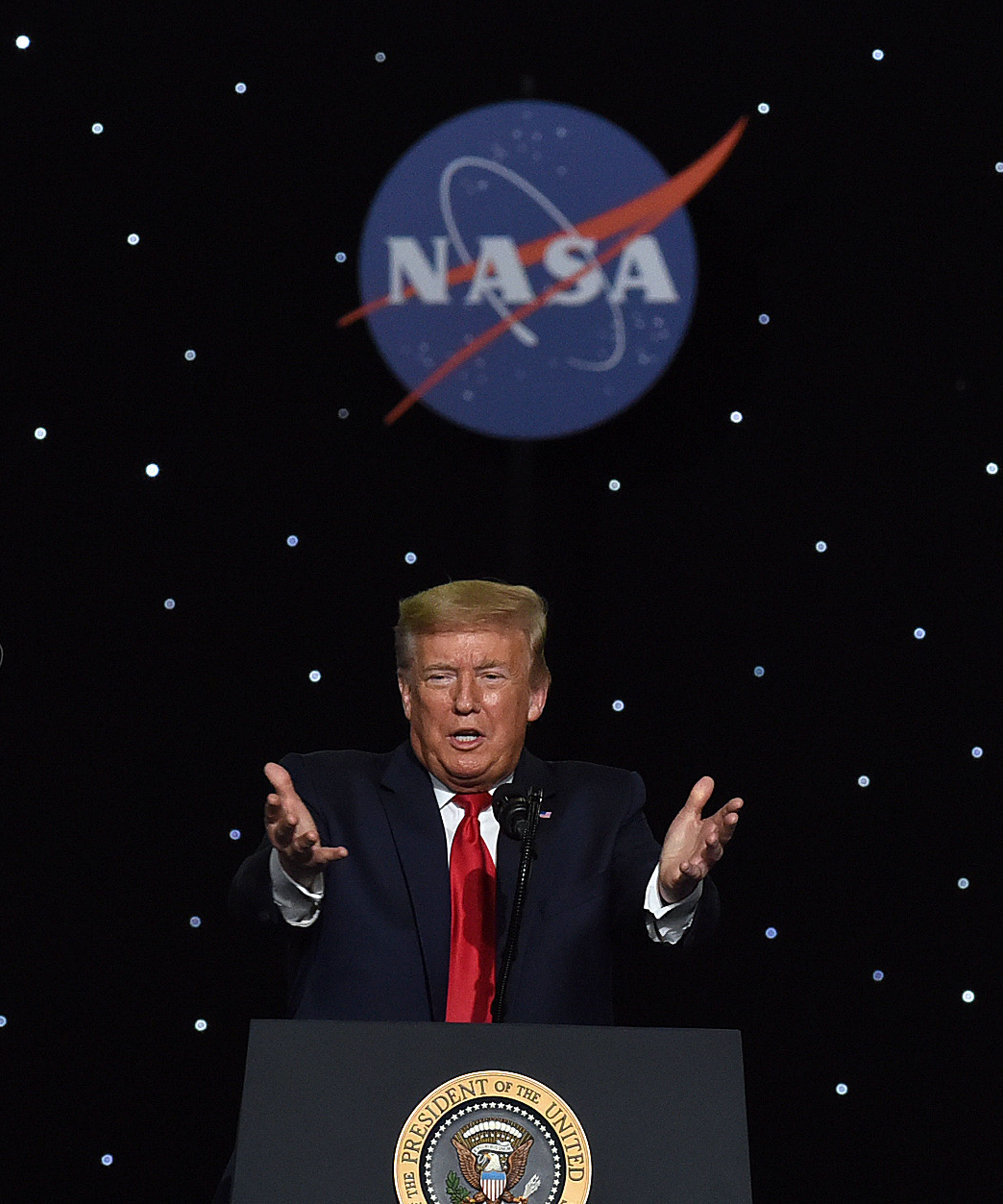 No, Trump Didn't Bring NASA Back from the Dead