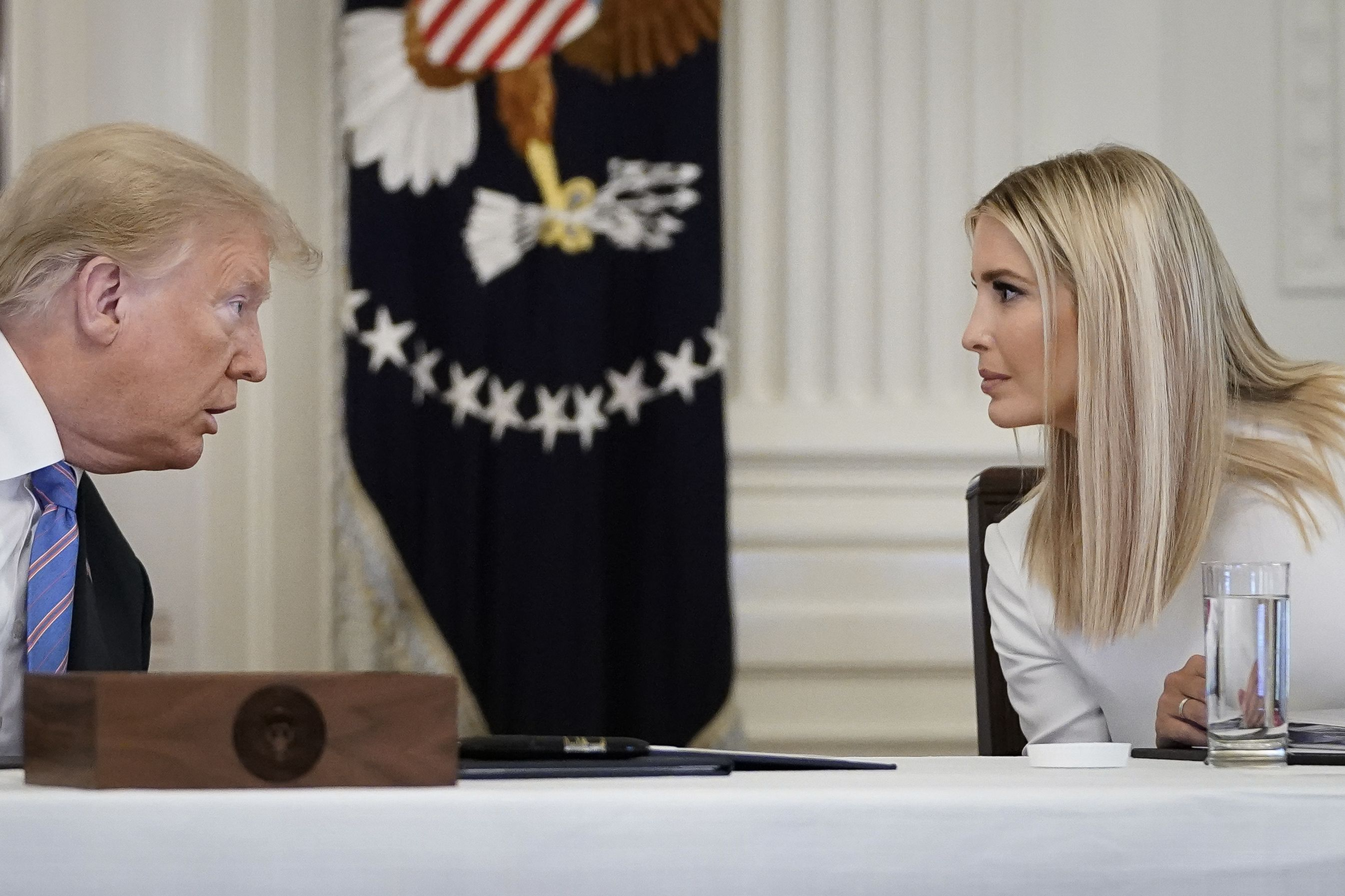 Ivanka Trump Thinks Unemployed People Should Try Not Being Unemployed