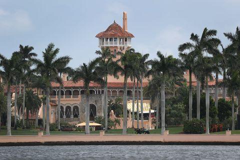 president donald trumps mar a lago resort is seen on april news photo 1611058058