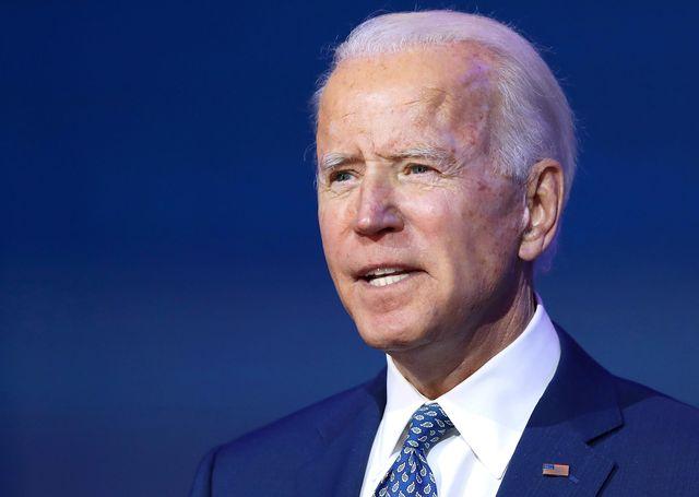 president elect joe biden delivers remarks on coronavirus and us economy