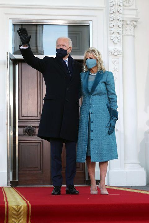 jill biden inauguration