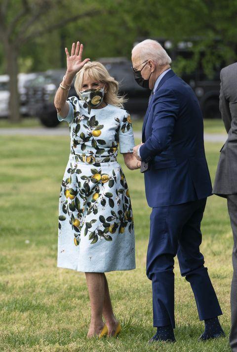 president biden departs white house for georgia