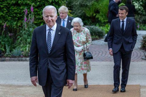 britain g7 summit biden queen