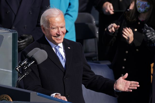 Joe Biden's Inaugural Address