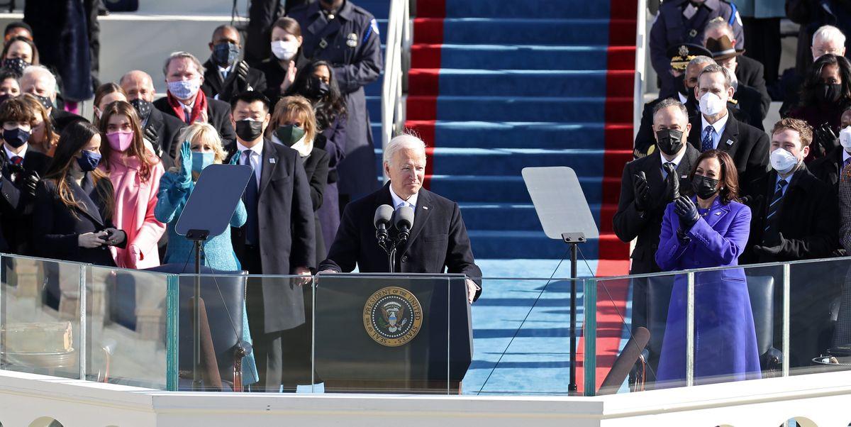 Joe Biden, Kamal Harris oath taking ceremony Live