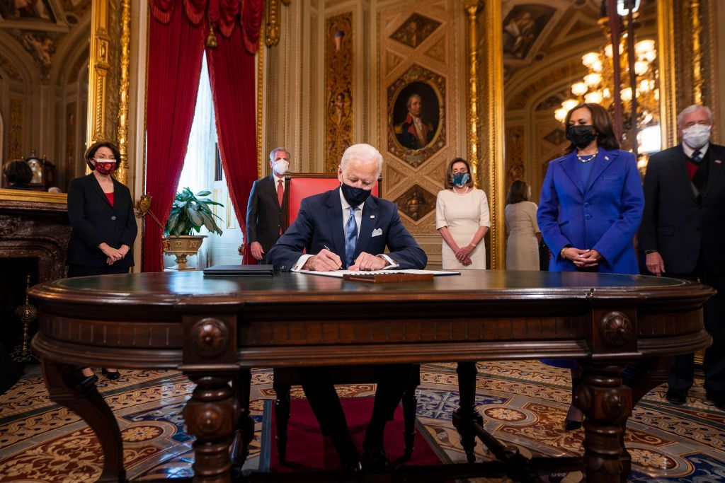 Queen Elizabeth Sent a Private Message to Joe Biden Before the Inauguration
