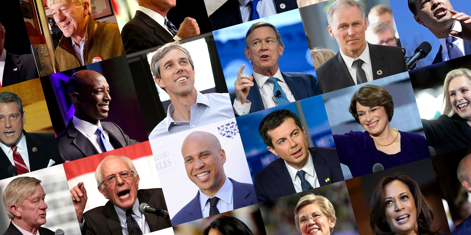 Which Democratic Candidates Will Be in the Fourth Primary Debates?