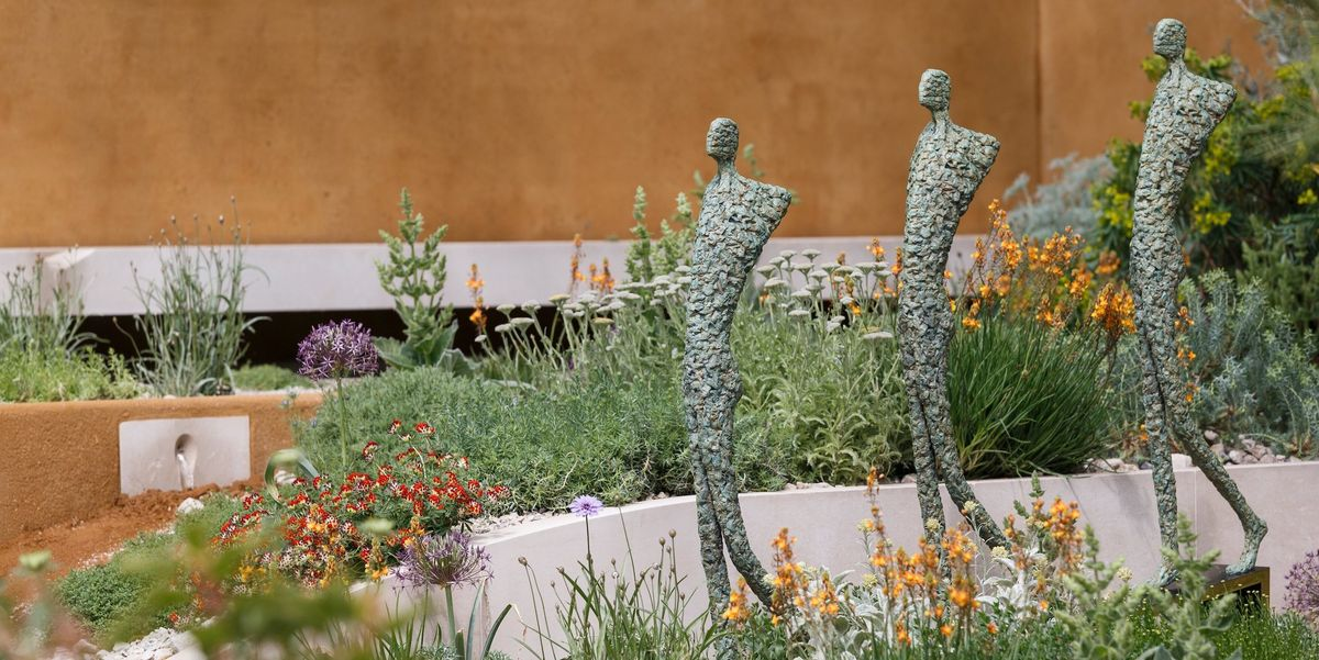 chelsea flower show what happens to the gardens once the. Black Bedroom Furniture Sets. Home Design Ideas