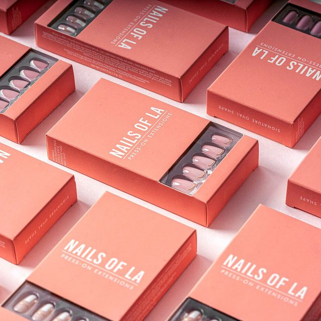 nails of la press on nail kits