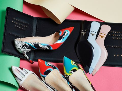 Prada,訂製鞋,高跟鞋,平底鞋,名牌鞋,台灣