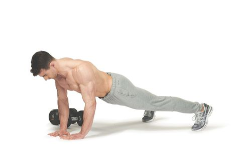 How to do a press-up