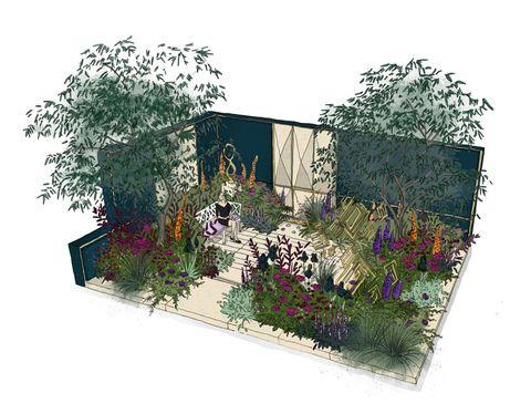 tamara bridge scented garden