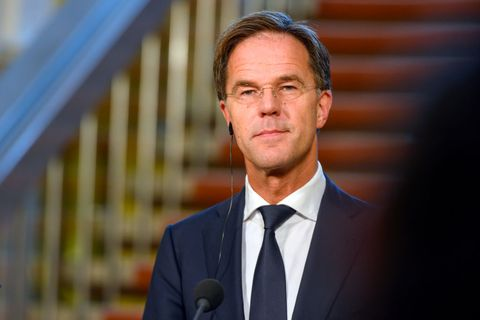 Press Conference Rutte And Mitsotakis After Meeting