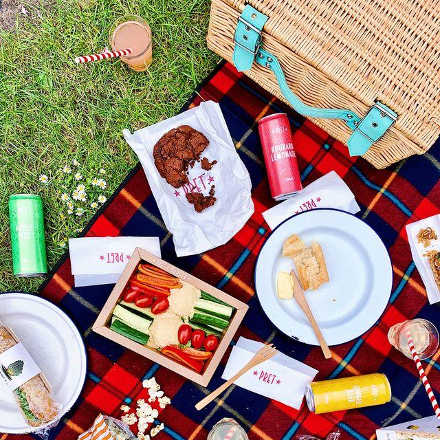 pret launch a summer platter range