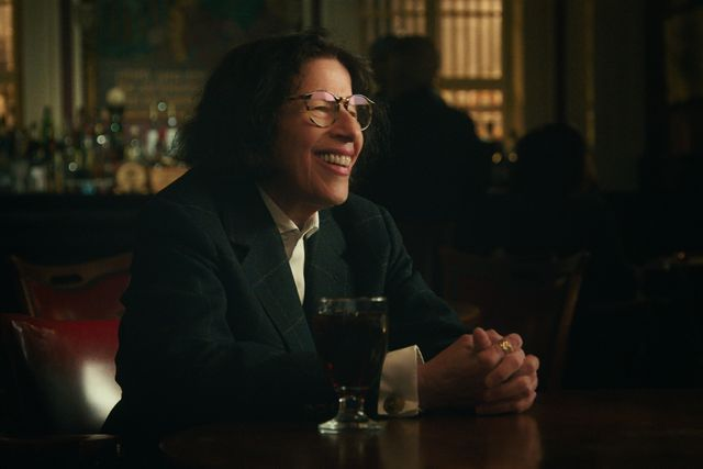 pretend it's a city l to r fran lebowitz as fran lebowitz in episode 106 of pretend it's a city cr courtesy of netflix � 2020