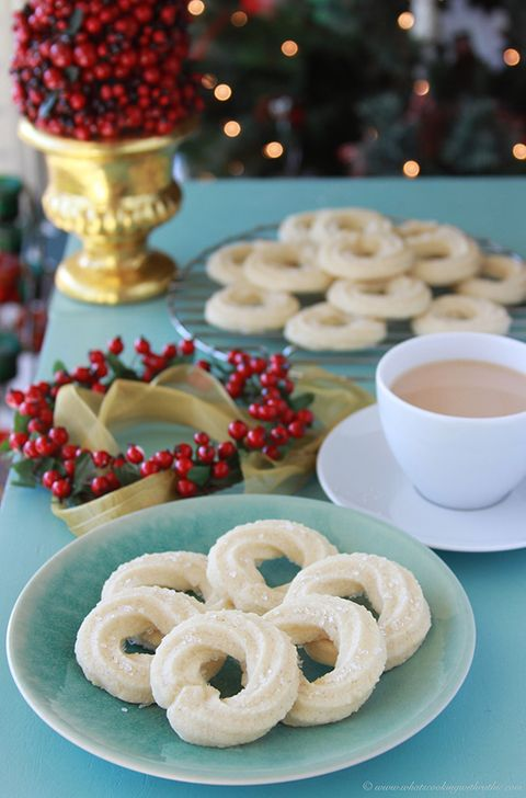 Prettiest Christmas Cookies Delicious Christmas Cookie Recipes