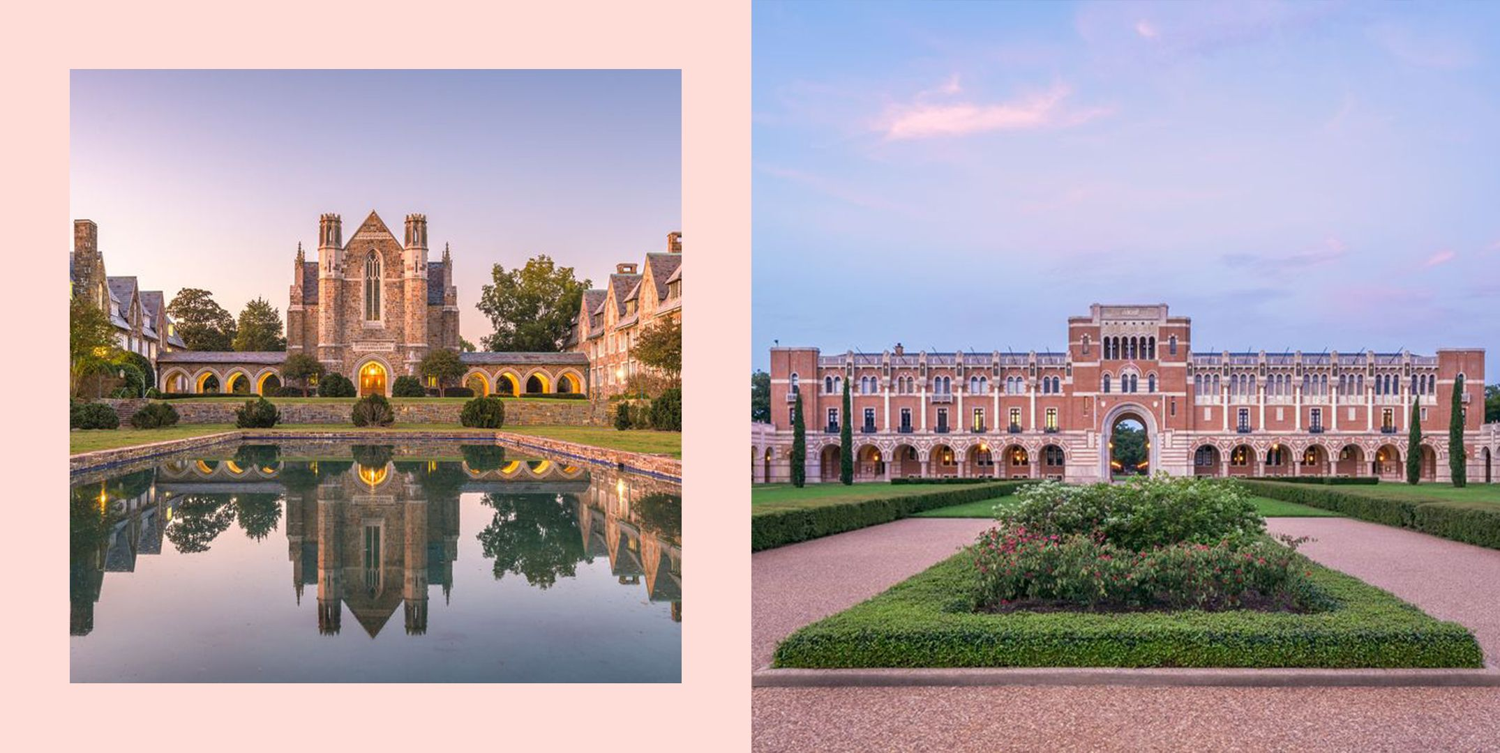 Please Join Me in Ogling These Pics of the Most Beautiful College Campuses