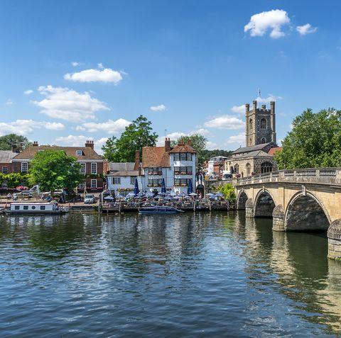 prettiest towns in england