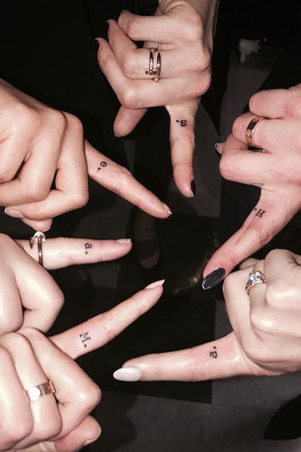 90 Most Adorable Small Tattoos In Hollywood Best Tiny