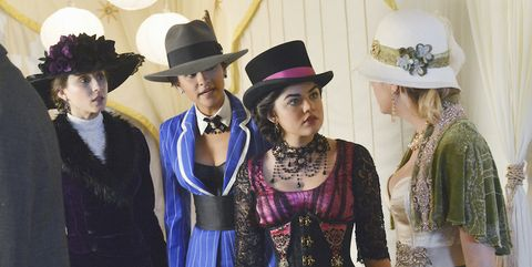heres all the pll costume inspiration you could ever want
