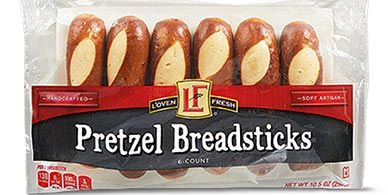 Aldi's German Week Is Back So You Can Find Pretzel Breadsticks, Apple Strudel, And More Right Now