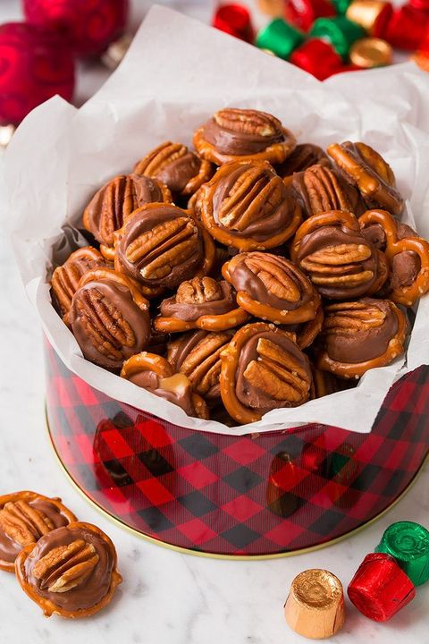 70 Easy Christmas Candy Recipes Ideas For Homemade Christmas Candy