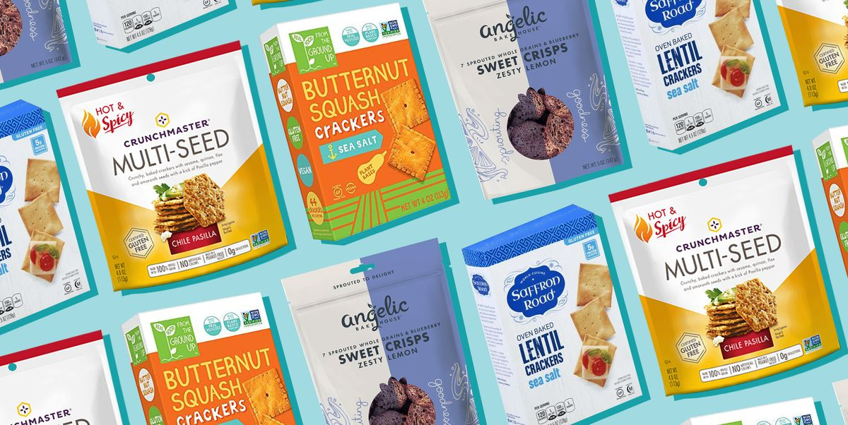 We Tested Dozens of Healthy Crackers, And These Ones Topped the List