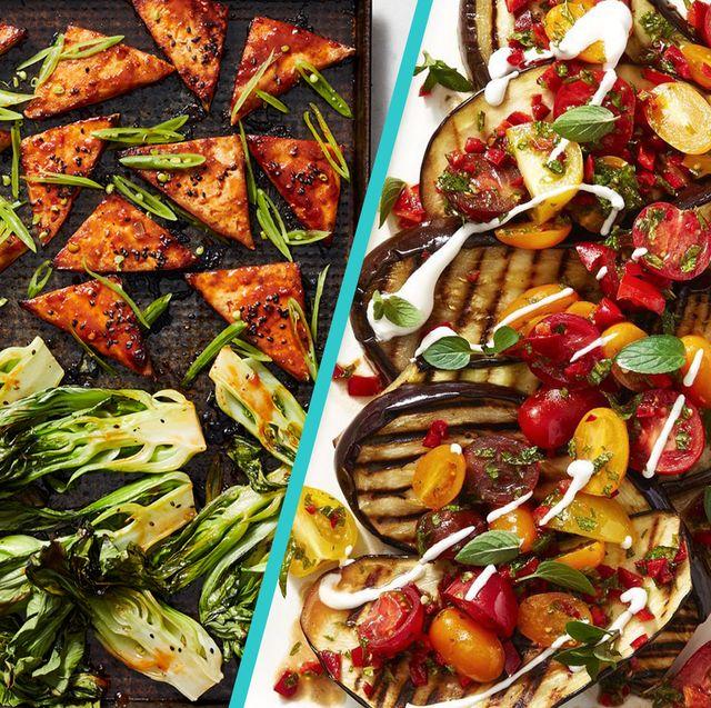 meatless recipes - vegetarian meal ideas
