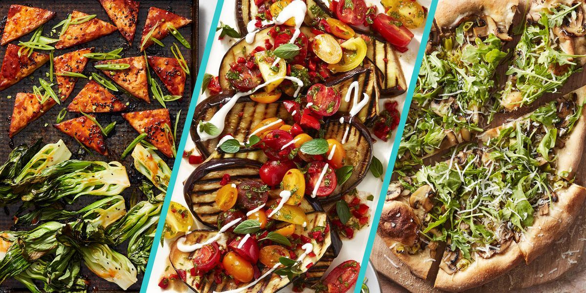 These Vegetarian Recipes Will Get You Through Every Day of Meatless March