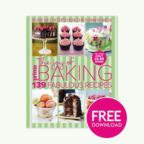 get your free prima baking download