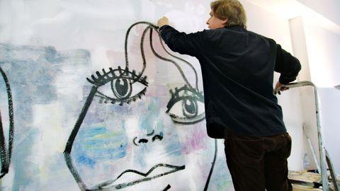 Art, Illustration, Artist, Drawing, Visual arts, Painting, Street art, Graffiti, Mural,