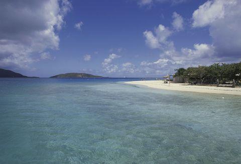 Prickly Pear Island Beach, Virgin Gorda