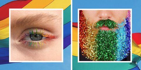 LGBTQ pride makeupideas