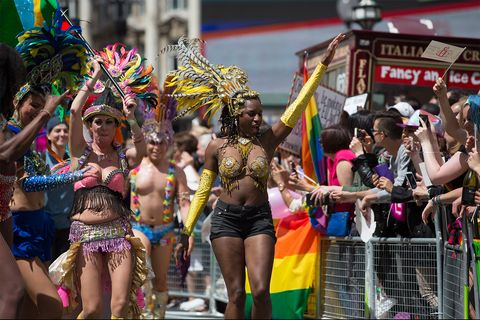 Pride Parade, London